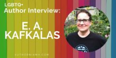 Author Interview: E.A. Kafkalas
