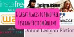 8 Great Places to Find Free Lesbian Fiction Online