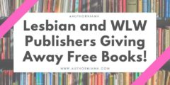 Lesbian and WLW Publishers Giving Away Free Books!