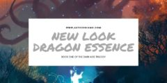 Dragon Essence: The New Cover